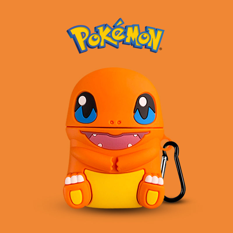 Pokemon Charmander AirPods Case Shock