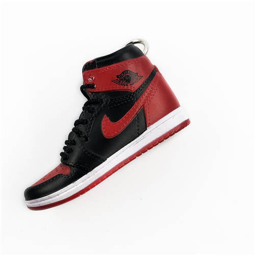 nike air jordan 1 rouge noir