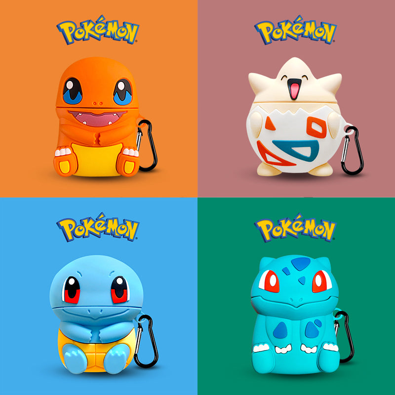 Pokemon Series Airpods Case -  - TomorrowSummer