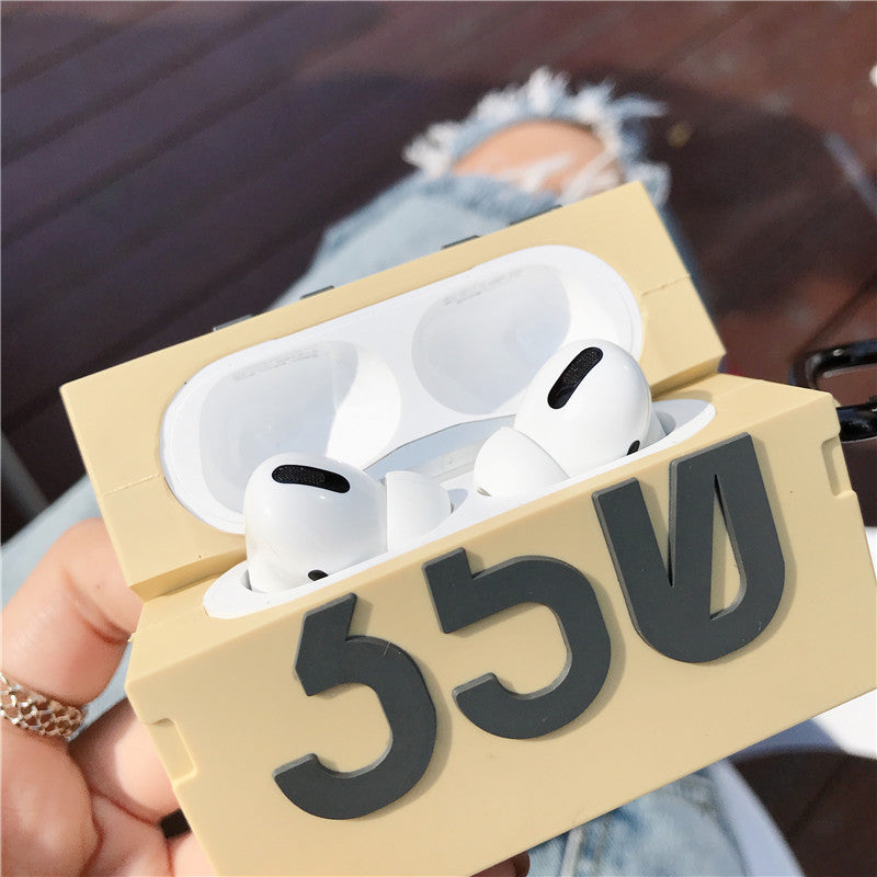 Yeezy 350 Shoes Box Shaped Airpods Pro Case -  - TomorrowSummer