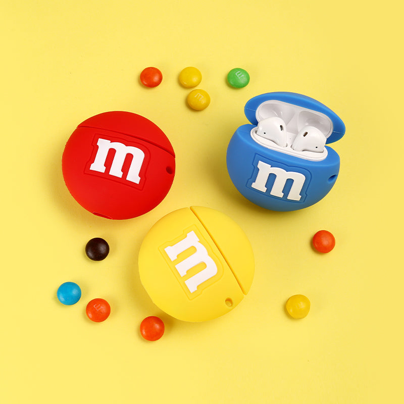 M&M's Airpods Case -  - TomorrowSummer
