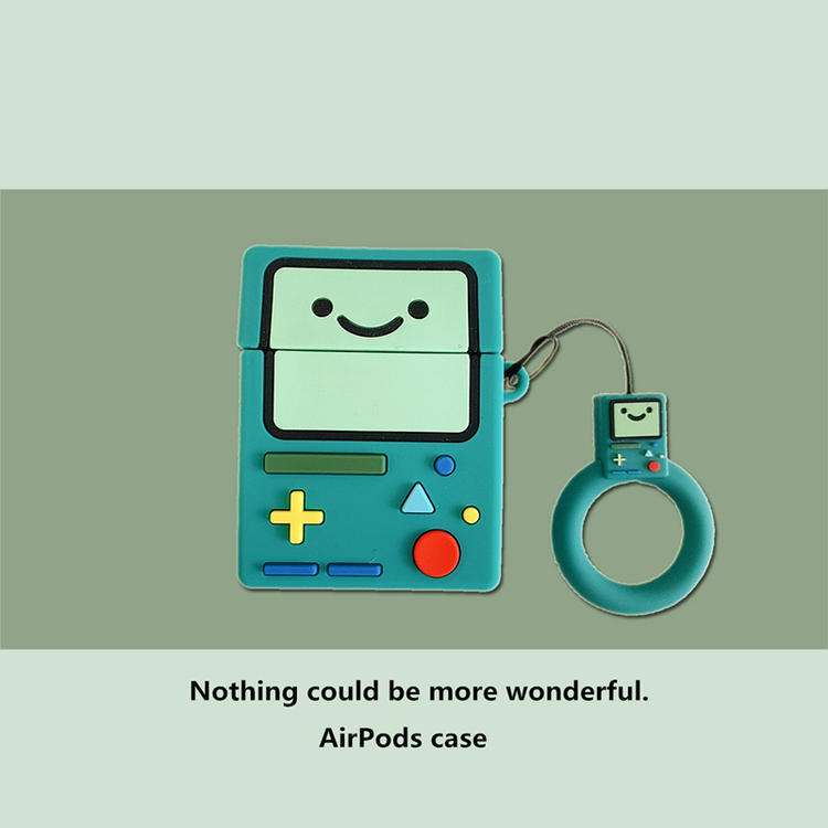 Adventure Time Bmo Airpods Case - Animation Airpods Cases - TomorrowSummer