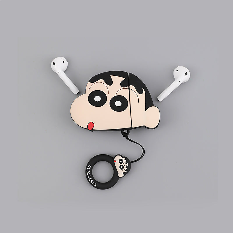 Crayon Shin-chan Airpods Case - Animation Airpods Cases - TomorrowSummer