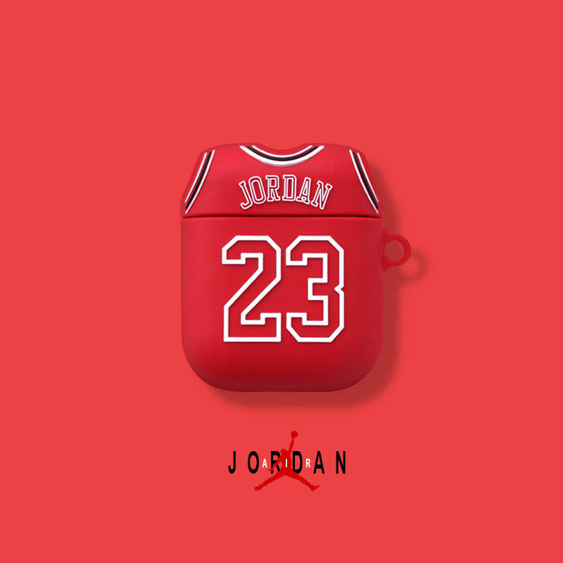 aj 23 Air Jordan  Airpods Case - Fashion Airpods Cases - TomorrowSummer