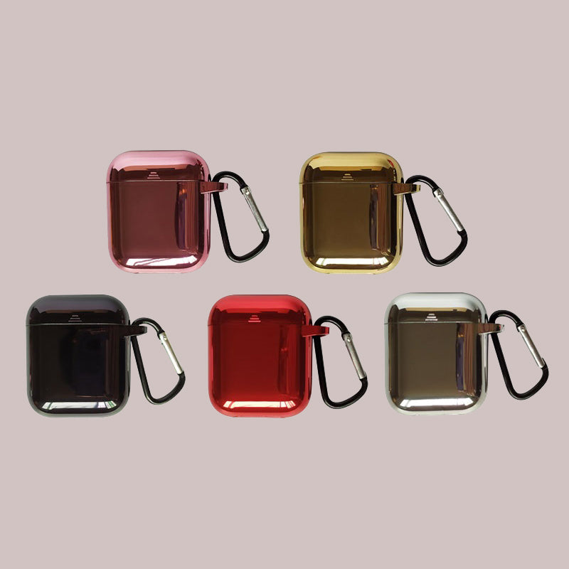 Colorful Plating TPU Airpods Case - Popular Airpods Cases - TomorrowSummer