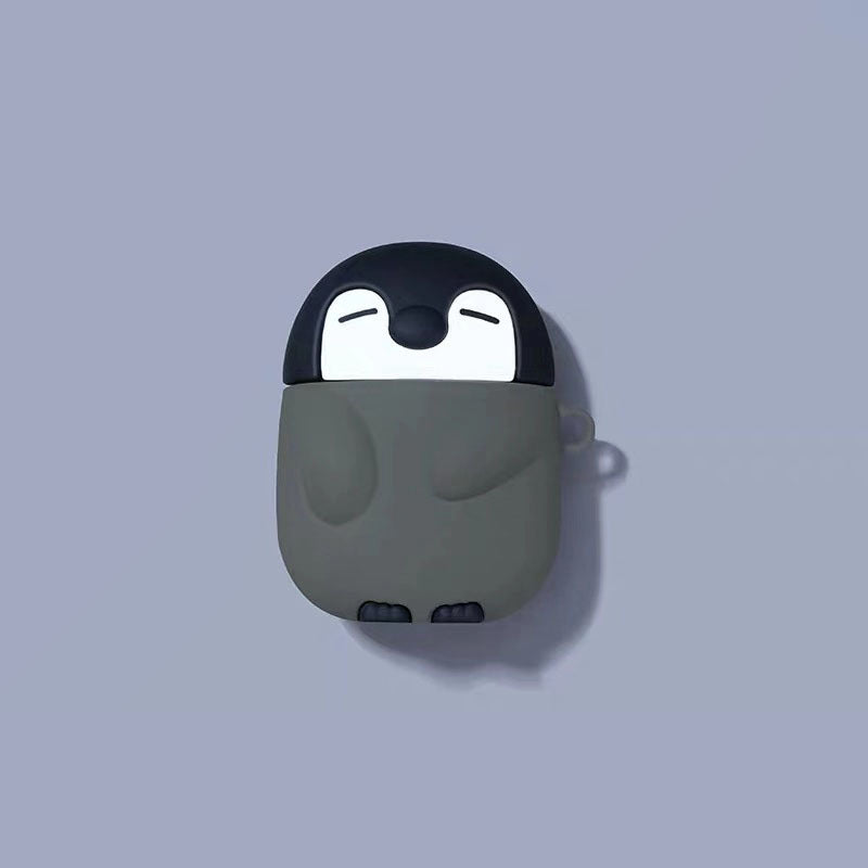 Cute Baby Penguin Airpods Case - Animal Airpods Cases - TomorrowSummer