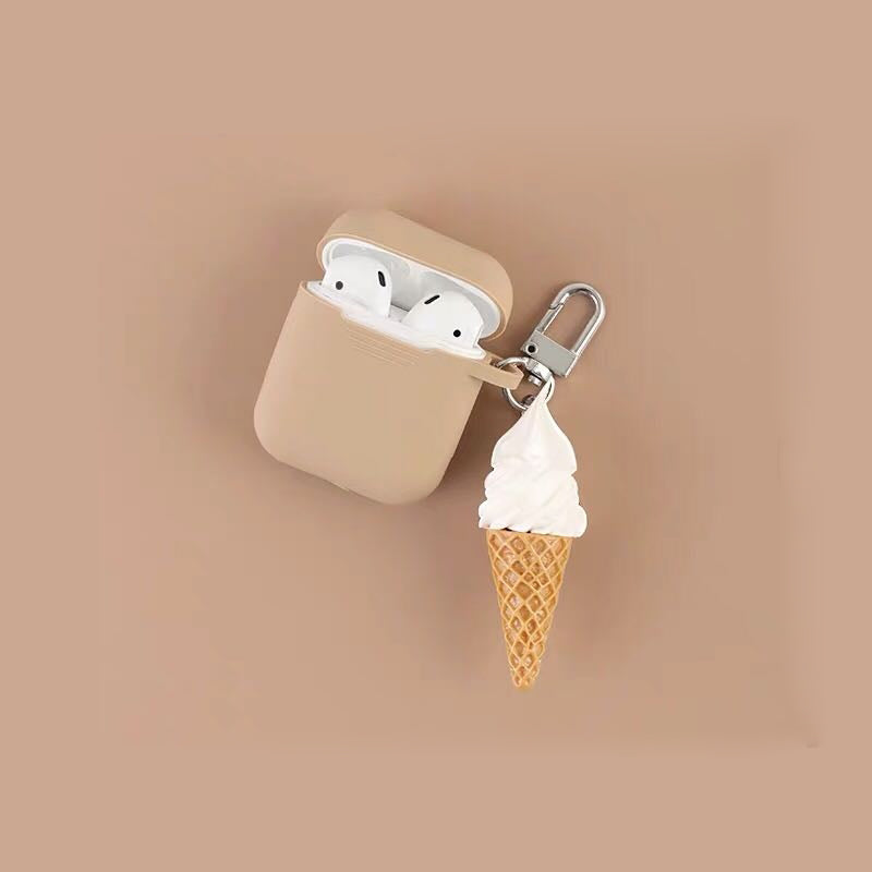 Ice Cream Chain Airpods Case -  - TomorrowSummer