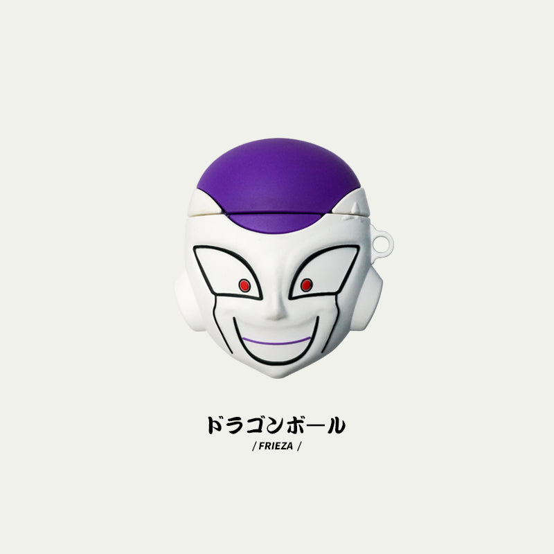Frieza Dragon Ball Airpods Case - Animation Airpods Cases - TomorrowSummer