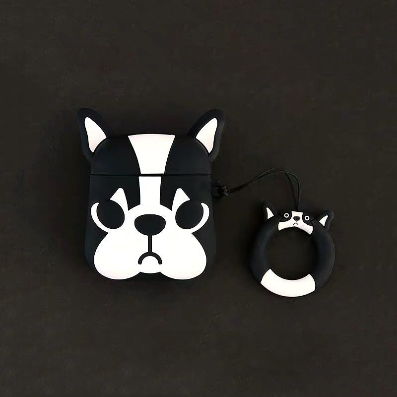 French Pull Dog Airpods Case - Animal Airpods Cases - TomorrowSummer
