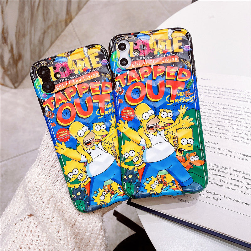 The Simpson iPhone Case -  - TomorrowSummer