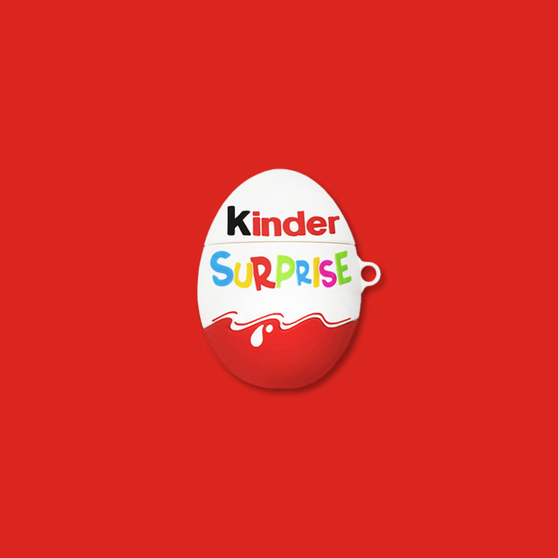 Kinder Joy Shaped Airpods Case -  - TomorrowSummer
