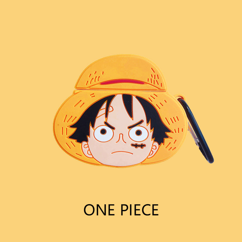 One Piece Luffy Airpods Case -  - TomorrowSummer
