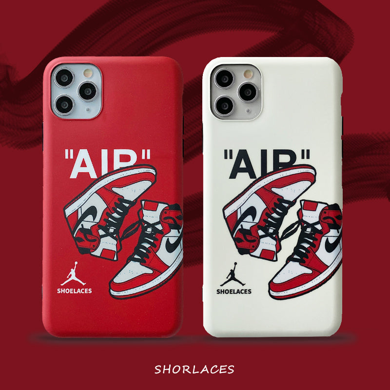 Red AJ iPhone Case -  - TomorrowSummer