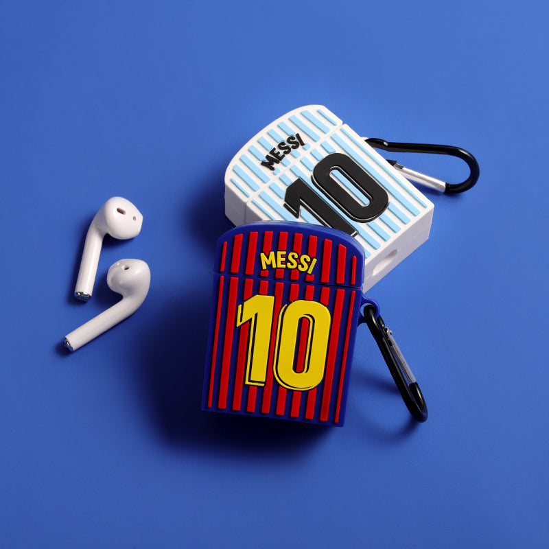 Soccer Suit Airpods Case -  - TomorrowSummer