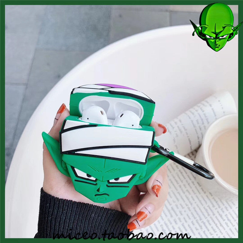 Dragon Ball Piccolo Airpods Case -  - TomorrowSummer
