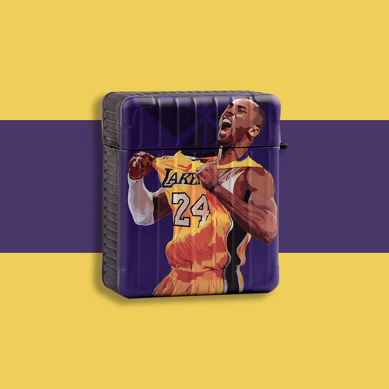 Kobe Suitcase Shaped Airpods Case - Fashion Airpods Cases - TomorrowSummer