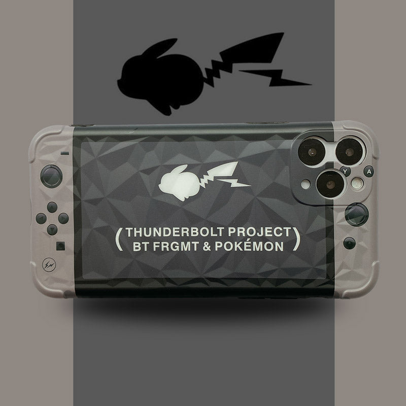 Nintendo Switch Shaped iPhone Case -  - TomorrowSummer