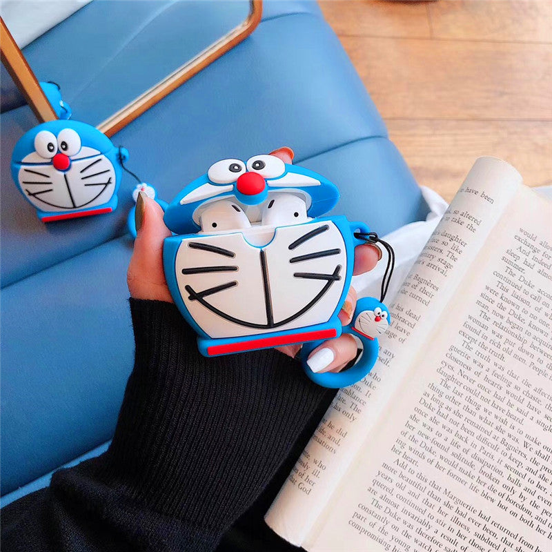 Doraemon AirPods Case -  - TomorrowSummer