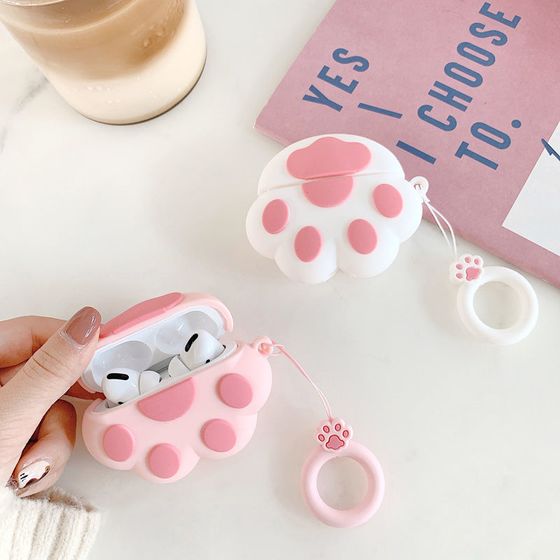 Cat Claw Airpods Pro Case - Animal Airpods Cases - TomorrowSummer