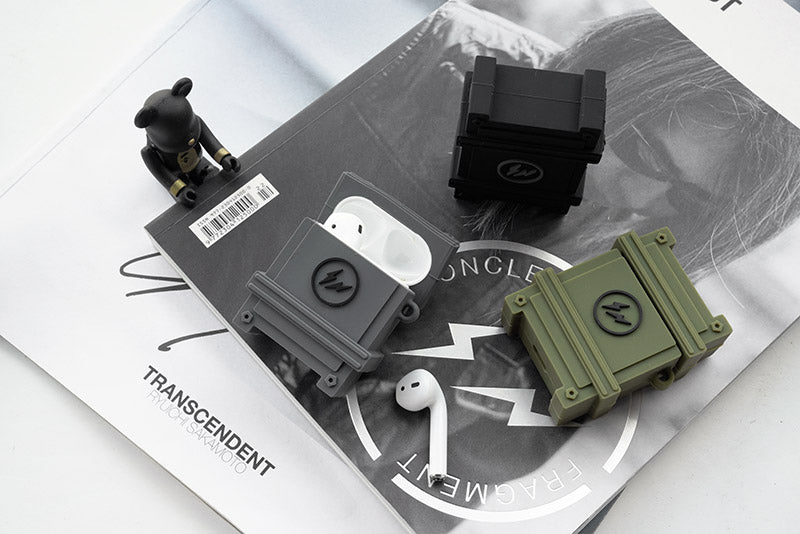 Fragment Design Ammunition Supply Box Airpods Case -  - TomorrowSummer