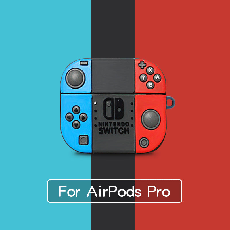 Nintendo Switch Gamepad Shaped Airpods Pro Case -  - TomorrowSummer