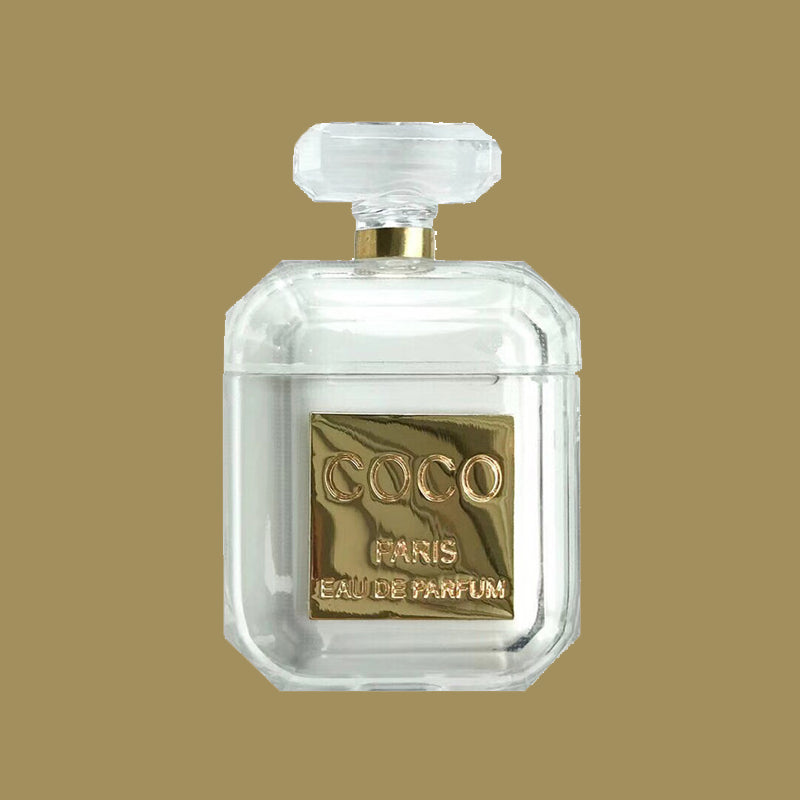 CoCo Perfume Airpods Case - Fashion Airpods Cases - TomorrowSummer