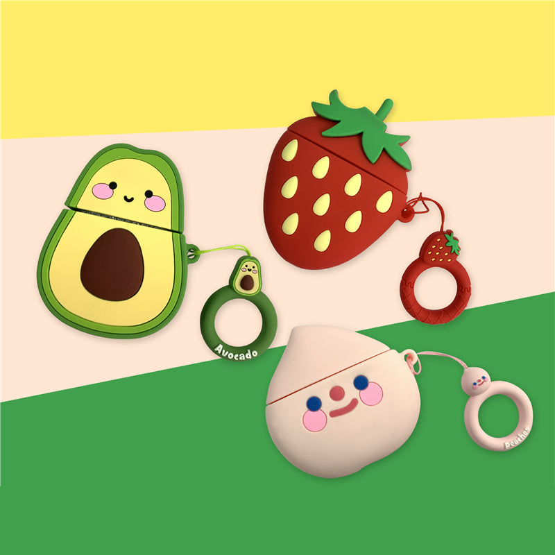 Cute Fruits AirPods Case -  - TomorrowSummer