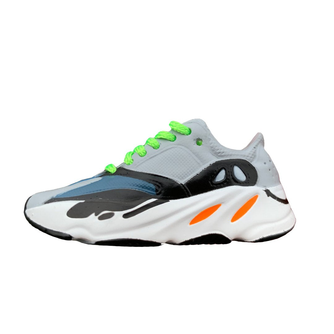 Adidas Yeezy Boost 700 Wave Runner Mini Sneaker(Tiny Sneaker) Keychain -  - TomorrowSummer