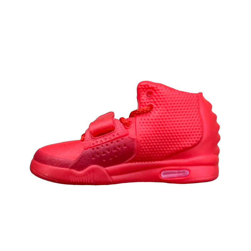 Air Yeezy 2 Red October Mini Sneaker(Tiny Sneaker) Keychain -  - TomorrowSummer