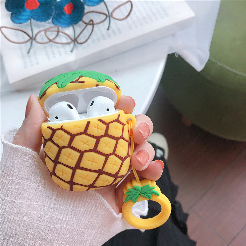 Summer Pineapple Airpods Case -  - TomorrowSummer