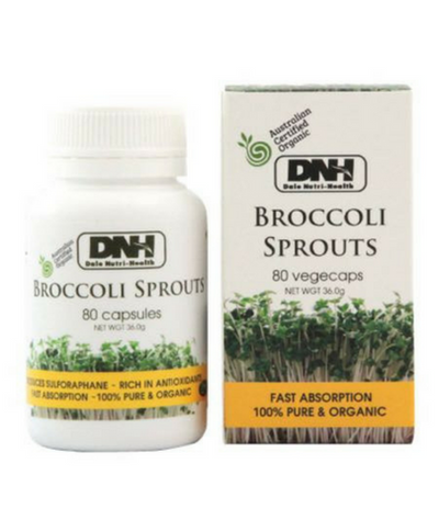 DNH Broccoli Sprout 80 Vegecaps