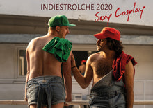 Indiestrolche #SexyCosplay DIN A3 Charity Kalender 2020