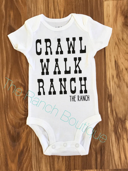 Crawl Walk Ranch