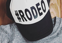 RODEO toddler hat