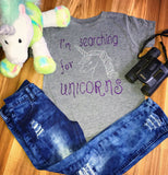 I'm searching for Unicorns tee