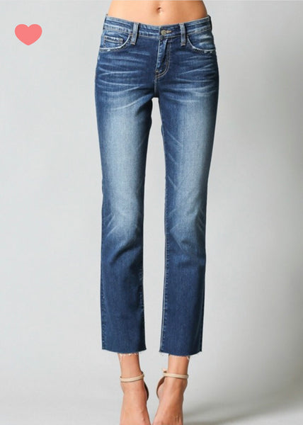 The Denver Crop Jeans