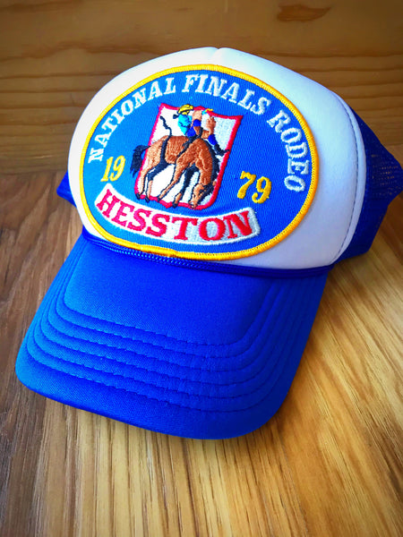 Vintage NFR Heston 1979 hat