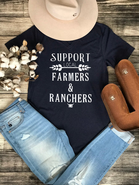 Support Local Farmers & Ranchers