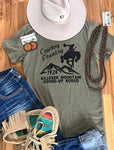 COWBOY COUNTRY Tee