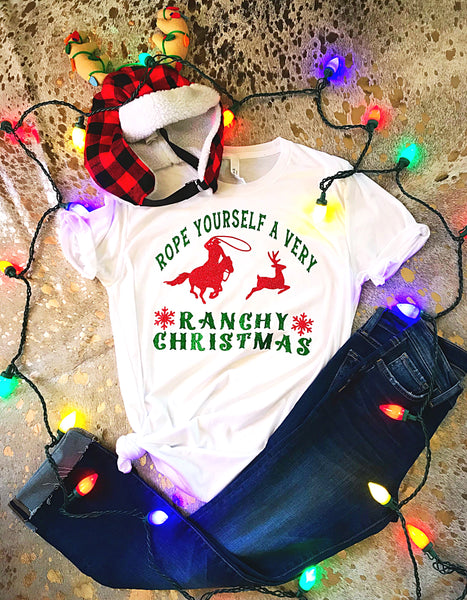 Rope yourself a very ranchy Christmas