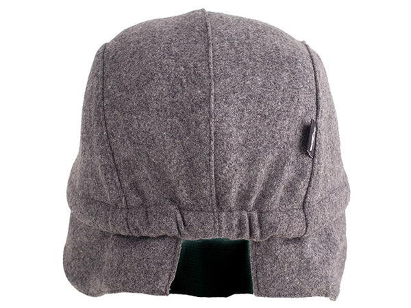 JackRabbit Wool Ear Flap Cap
