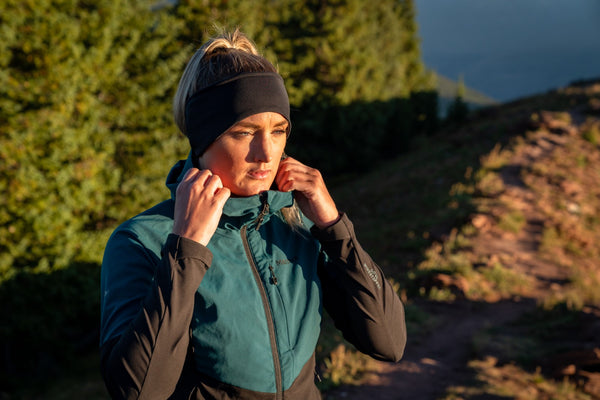 Reflective Thermal Running Earwarmer