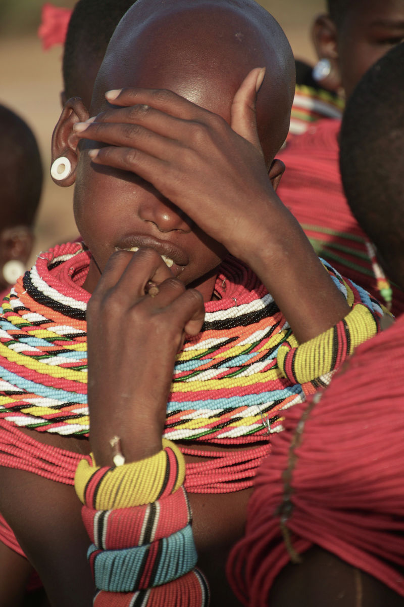 SAMBURU TRIBAL HANDS   Kenya