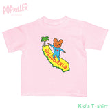 """Kumao"" Kid's t-shirt made by Popkiller"