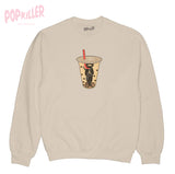 """Boba Ninja"" Pullover sweatshirt  made by Popkiller"