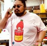 """Strawberry Jam Bath"" T-shirt made by Popkiller"