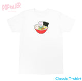 """Ramen"" T-shirt made by Popkiller"