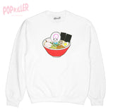 """Ramen"" Pullover sweatshirt  made by Popkiller"