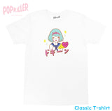"""Dokiiin"" T-shirt made by Popkiller"