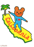 California Kumao T-shirt made by popkiller